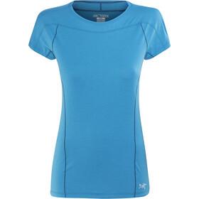 Arc'teryx Taema - T-shirt manches courtes Femme - bleu